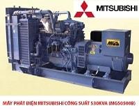 Máy phát điện Mitsubishi, May-phat-dien-mitsubishi-cong-suat-530-KVA