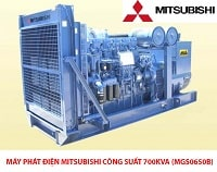 Máy phát điện Mitsubishi, May-phat-dien-mitsubishi-cong-suat-700-KVA